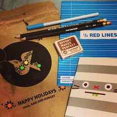 Thank you so much @radandhungry! Happy holidays! #radbag #mobile #stationary #awesome