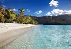 St Thomas Virgin Islands | Calm waters of Magens Bay, St. Thomas, U.S. Virgin Islands.