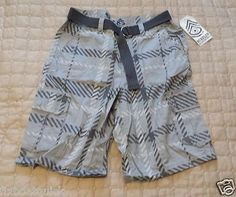 new SURPLUS men size 34 cargo #cotton shorts with matching canvas belt visit our ebay store at  http://stores.ebay.com/esquirestore