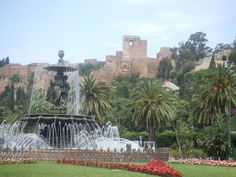 #malaga #hokutips #iamhoku #travel #andalusia #spain Andalusia Spain, Albania, Malaga, Places To Visit, Pearl, Mansions, House Styles, Travel, Mansion Houses