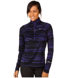 Nike Nike Element Jacquard Half-Zip (P) Night blue/Black/Reflective Silver
