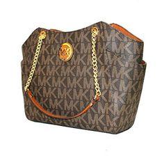 Michael Kors Women's Jet Set Travel Shoulder Tote Handbag
