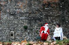 """23. Dezember 2016: """"Frohe Weihnachten!""""  Mehr Bilder auf: http://www.nachrichten.at/nachrichten/fotogalerien/weihbolds_fotoblog/ (Bild: Weihbold)"""