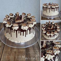 Frosting Recipes, Cake Recipes, Dessert Recipes, Desserts, Torte Recepti, Torte Cake, Croatian Recipes, No Bake Cake, Chocolate Cake