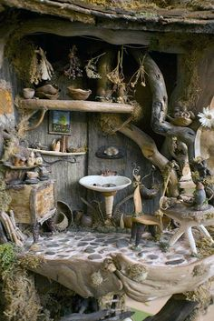 Tree Houses bathrooms  | tree house bathroom | Flickr - Photo Sharing!