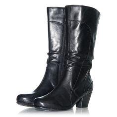 Dámska čižmy Jana 8-25340-23 Biker, Boots, Fashion, Crotch Boots, Moda, Heeled Boots, Shoe Boot, Fasion, Trendy Fashion