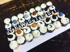 I love Newsies and I love cupcakes.