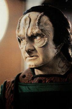 Elim Garak, nascent hero of Cardassia.