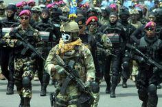 Detik detik Menegangkan TNI Taklukan Kota Dili dari Fretilin