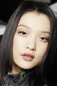 modelos asiaticas