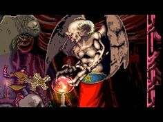 Castlevania The Lecarde Chronicles 2 (fan game) All Bosses + Best Ending