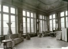 Anichkov Palace  Le salon d'hiver where Irina and Felix Ioussoupov where married in 1914