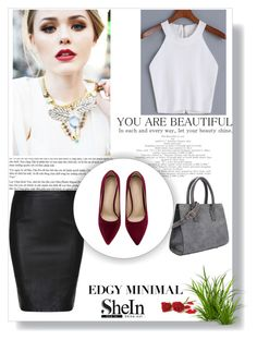 """""""SheIn contest"""" by eddy-smilee ❤ liked on Polyvore"""
