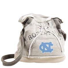 North Carolina Tar Heels NCAA Property Of Hoodie Duffel
