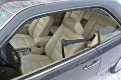 Coupe pełną gębą – czyli Mercedes 300CE W124 od Młynka – klasyczny.com