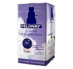 FELIWAY - Tranquilizantes para gatos www.theyellowpet.es