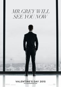 Fifty Shades of Grey First Movie Poster Revealed, Jamie Dornan: Pic - Us Weekly