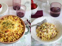Sünis kanál: Szalonnás-sajtos túrónokedli Cauliflower, Macaroni And Cheese, Vegetables, Ethnic Recipes, Food, Mac And Cheese, Cauliflowers, Essen, Vegetable Recipes
