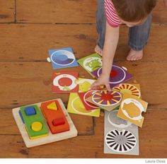 Check out these brain-boosting and skill-building infant learning toys. Plus, learn more games for babies that teach!
