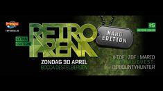 Retro Arena 'Hard Edtion' Live At Bocca Destelbergen 30-04-2017 [Classic...
