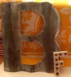 Vintage Initial Letters