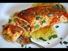 Chicken Enchiladas   Real Healthy Recipes