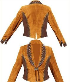 Scully Bolero Jacket