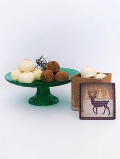Tipsy Truffles created in Raleigh, NC by Baked By Billie come in four delicious flavors - Chocolate Champagne, Kahlua, Rum and Bourbon.