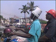 helmet fail...