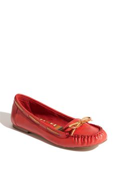 red mocs