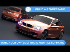 Building a render farm for free - YouTube