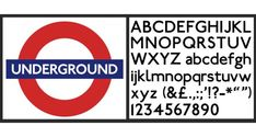 Edward Johnston | 1916 | London underground typeface | London's most recognizable examples of branding | It was 1913, when Frank Pick, the London Underground Railway's commercial manager, first commissioned the design of new lettering for the rail network. The typeface first appeared in 1916 – having been delayed due to the outbreak of World War One – on signage that was painted by hand. The letterforms were adapted into wood-letter printing blocks in 1917 which made it easier and quicker to…