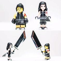 Lego Tifa