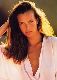 "Carole Bouquet played Melina Havelock in the James Bond movie ""For Your Eyes Only"" James Bond Girls, James Bond Movies, Young Celebrities, Celebs, Most Beautiful Women, Beautiful People, Emmanuelle Béart, Star Francaise, French Beauty"
