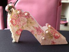 Cute Paper Shoe