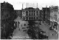 Old Market Square.
