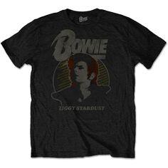 David Bowie Men's Tee: Vintage Ziggy Wholesale Ref:BOWTS23MB