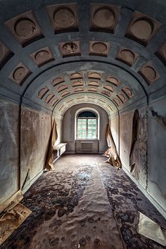 Urban Exploration, Abandoned, Forgotten, Rust, Decaying, Abandoned Places, Abandoned House, Abandoned Buildingby kleiner hobbit, via Flickr