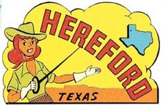Hereford, TX.-where Kirby was born and raised, lived there less than a yr, just to meet him! 1993-1994
