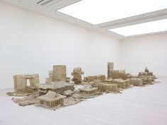 The Revolution Continues: New Art From China installation view