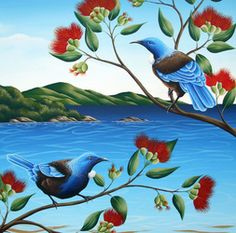 Kiwiana - Jennifer Christiansen - Contemporary Kiwi Art