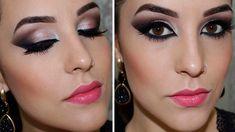 Maquiagem Noite: dica para alongar os olhos