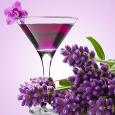 Lavender Martini Fragrance Oil:  Gin martini meets lavender in this creative aroma.  We've successfully captured the effervescent carbonation in this unique fragrance.  Natures Garden's lavender martini fragrance begins with top notes of tangy lemon zests, orange, and carbonation; followed by middle notes of spicy bergamot, mint, and lavender; sitting on a base note of rosewood. #fragranceoil #fragranceoils #fragrance