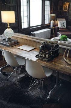 #typewriter #den #Eames