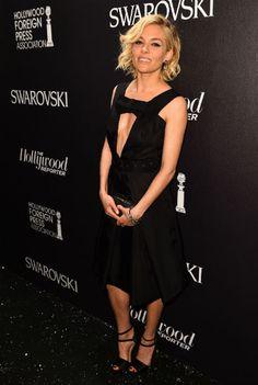 Heute endet das Festival in Cannes. Wir werfen einen Blick auf die Looks von Sienna Miller.