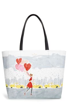 ede23a9857d Crushing hard on this Kate Spade tote that is perfect for carrying the  essentials. With