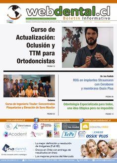 """Revisa """"webdental.cl Boletin Informativo N° 47""""... Todas las Ediciones en: webdental.cl/boletin"""
