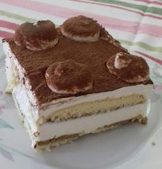 Something Sweet, Confectionery, Tiramisu, Flora, Recipies, Sweets, Cooking, Ethnic Recipes, Nutella