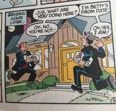 Get there jug go go go 😂 Riverdale Cheryl, Bughead Riverdale, Riverdale Memes, Archie Comics Riverdale, Archie Comics Jughead, Archie Comics Characters, Betty And Jughead, Betty And Veronica, Vintage Comics