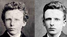 Vincent à gauche et Théo à droite